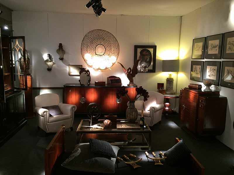 stand Salon Art & Antiquités 2015 Luxembourg