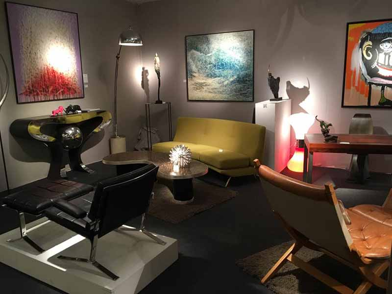 stand Salon Art & Antiquités Luxembourg 2016