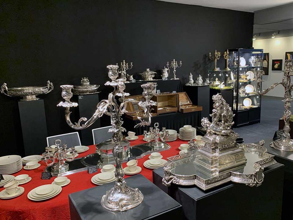 Salon Art & Antiquités Luxembourg - Antiques & Art Fair Luxembourg - 2019