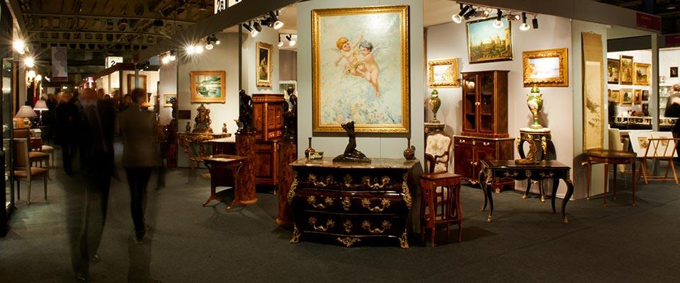 Salon Art & Antiquités Luxexpo Luxembourg
