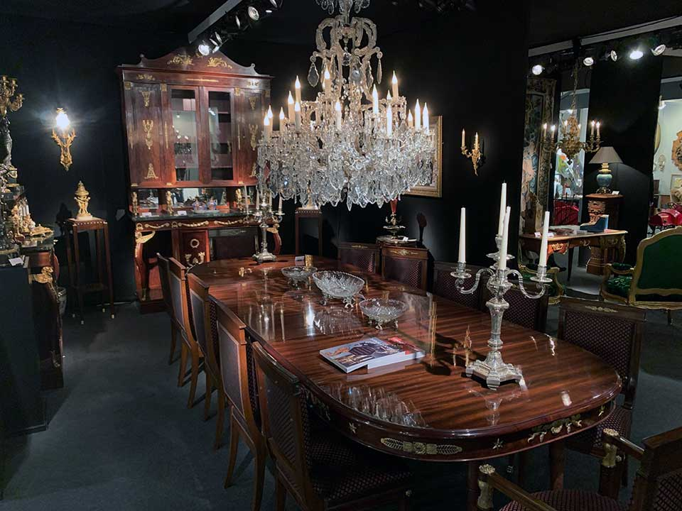 Salon Art & Antiquités Luxembourg - Antiques & Art Fair Luxembourg 2020 Luxexpo