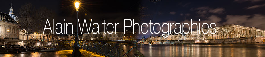 Alain Walter photographe